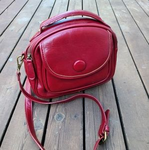 Cooperative Faux Leather Crossbody